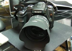 シグマ 30mm F1.4