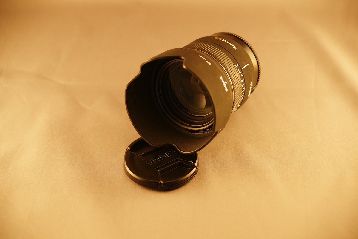 sigma 30mm dc